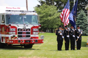 Alpha Fire Company Honor Guard